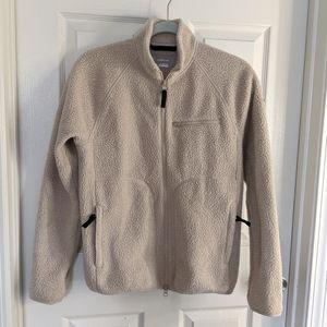 Everlane Renew Fleece Zip Up